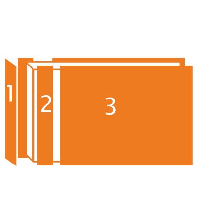 Maße zum Buchbinden