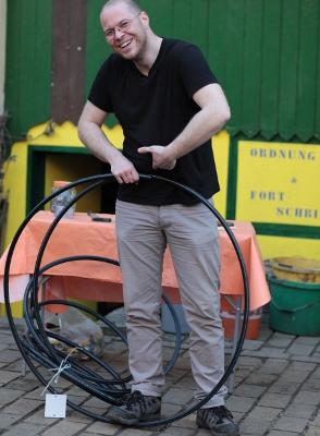 Reifen abmessen