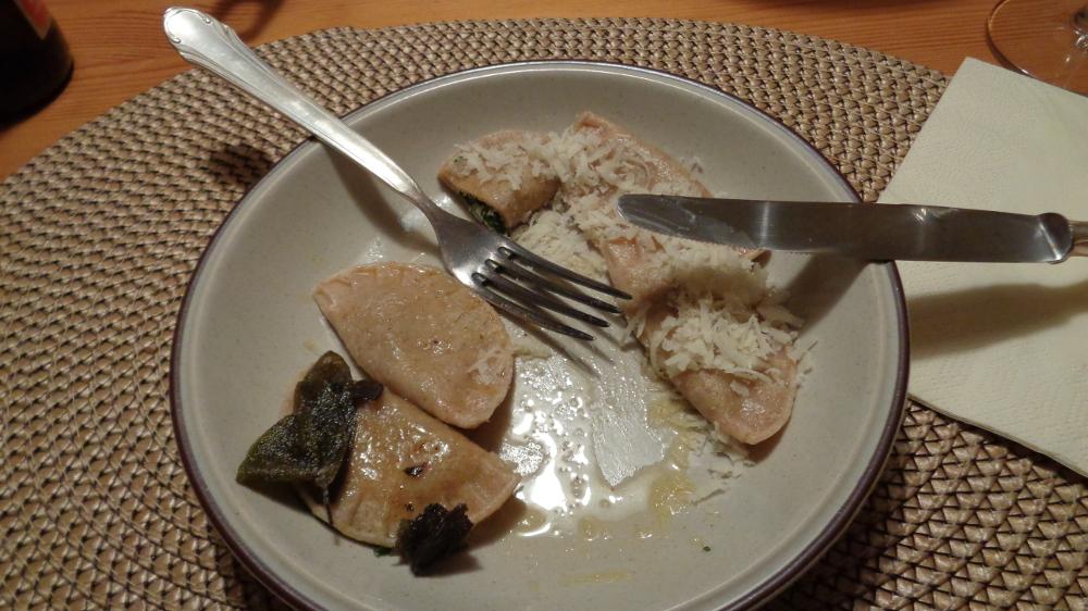 Eierravioli – Guten Appetit