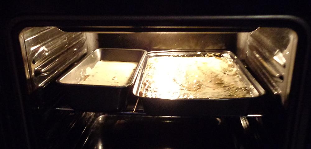 Lasagne zur Einführung in die Nudelmaschine – Im Ofen