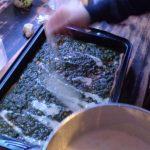 Nudeln selbst machen – Lasagne zur Einführung in die Nudelmaschine
