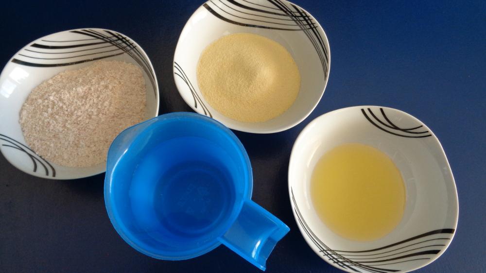 Lasagne zur Einführung in die Nudelmaschine – Zutaten