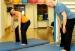 Basisübung Rückenschule – Rückwärts einparken