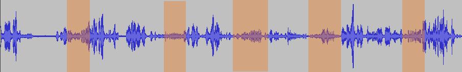 Audioprofil Blaumeise unter Amseln