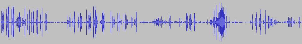 Audioprofil Singdrossel