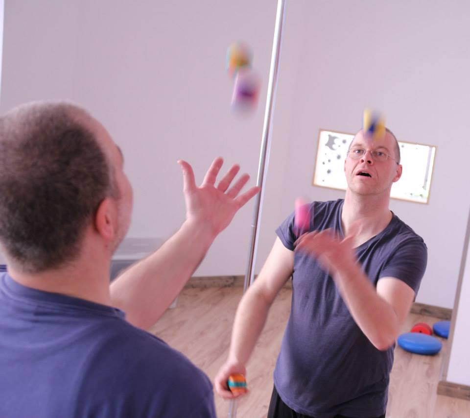 Zirkus-Workshop für Einsteiger