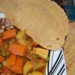 Selber-Machen ist kein Geheimnis – Grundrezept für Chapati