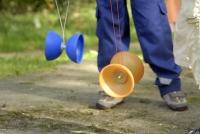 Zirkusanleitungen für Einsteiger - Einführung ins Diabolo