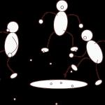 Kleine Spiele – Murmeltragespiel: Rettet die Vogeleier