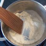 Selber-Machen ist kein Geheimnis – Käseersatz mit Quinoa und Schlagsahne