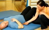 Basisübung Rückenschule - Tisch