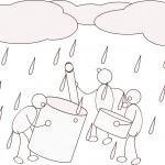 Kleine Spiele - Regenkönig