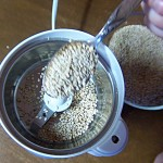 Selber-Machen ist kein Geheimnis – Grundrezept für Sesampaste